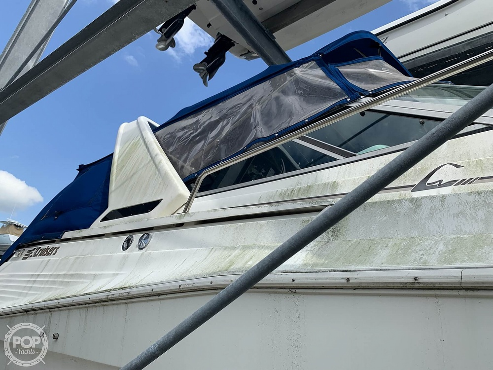 1995 Cruisers Yachts boat for sale, model of the boat is Rogue 3070 & Image # 8 of 41