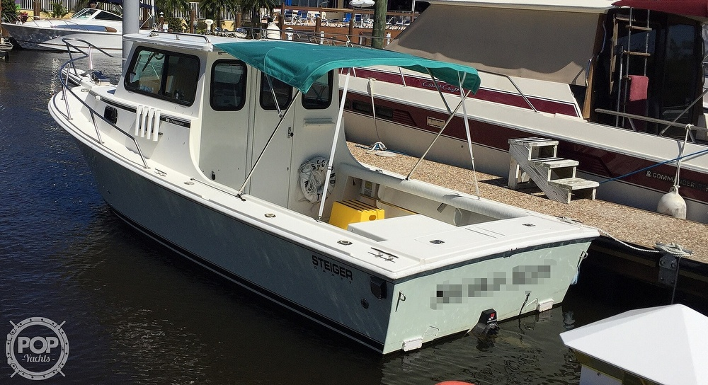 2001 Steiger Craft boat for sale, model of the boat is 23 Chesapeake & Image # 7 of 40