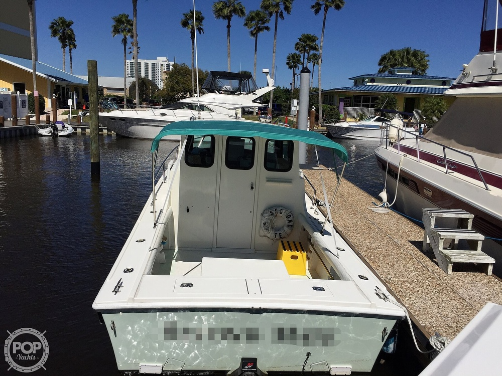 2001 Steiger Craft boat for sale, model of the boat is 23 Chesapeake & Image # 8 of 40