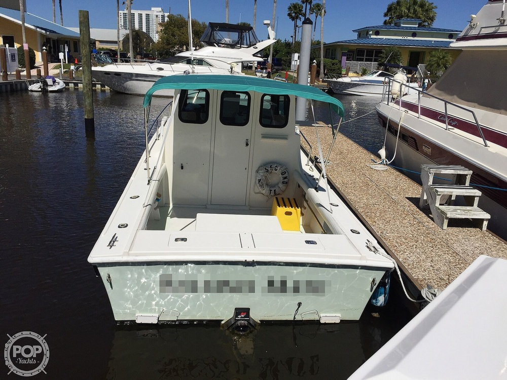 2001 Steiger Craft boat for sale, model of the boat is 23 Chesapeake & Image # 9 of 40