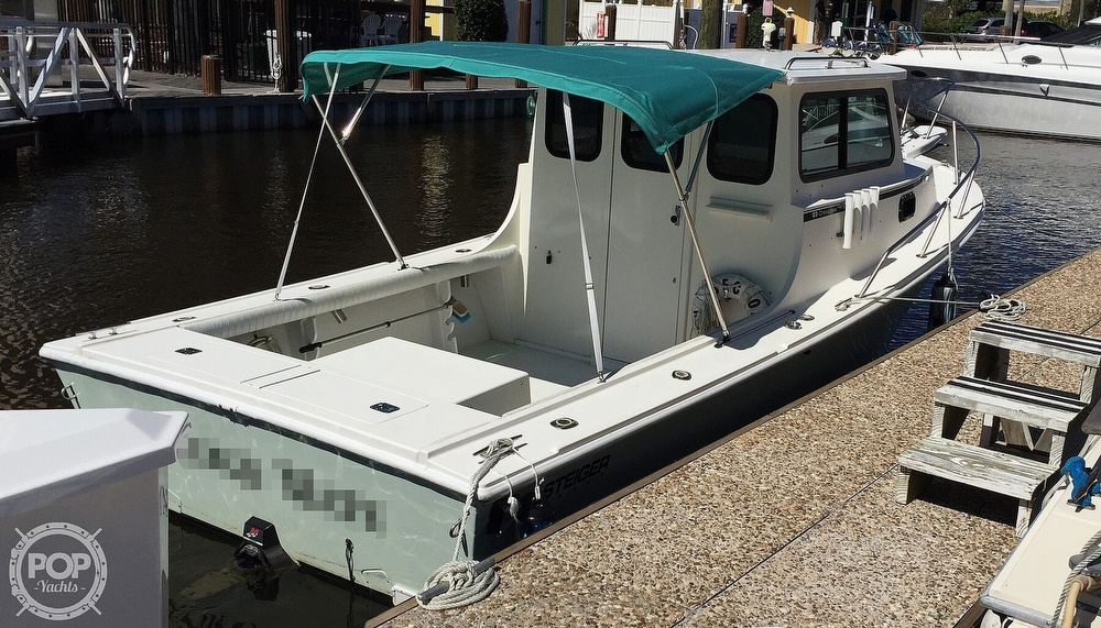 2001 Steiger Craft boat for sale, model of the boat is 23 Chesapeake & Image # 10 of 40