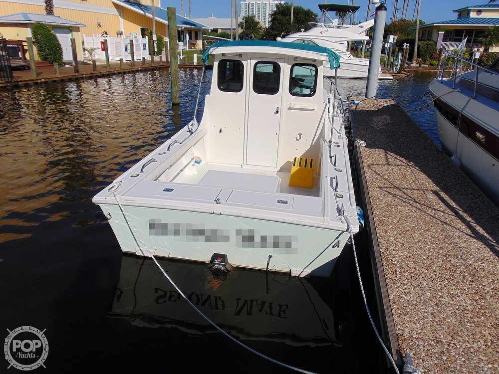 2001 Steiger Craft boat for sale, model of the boat is 23 Chesapeake & Image # 12 of 40