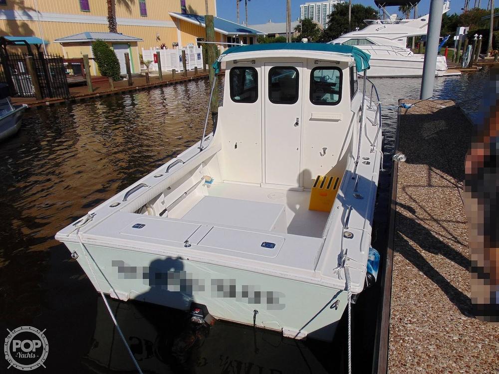 2001 Steiger Craft boat for sale, model of the boat is 23 Chesapeake & Image # 13 of 40
