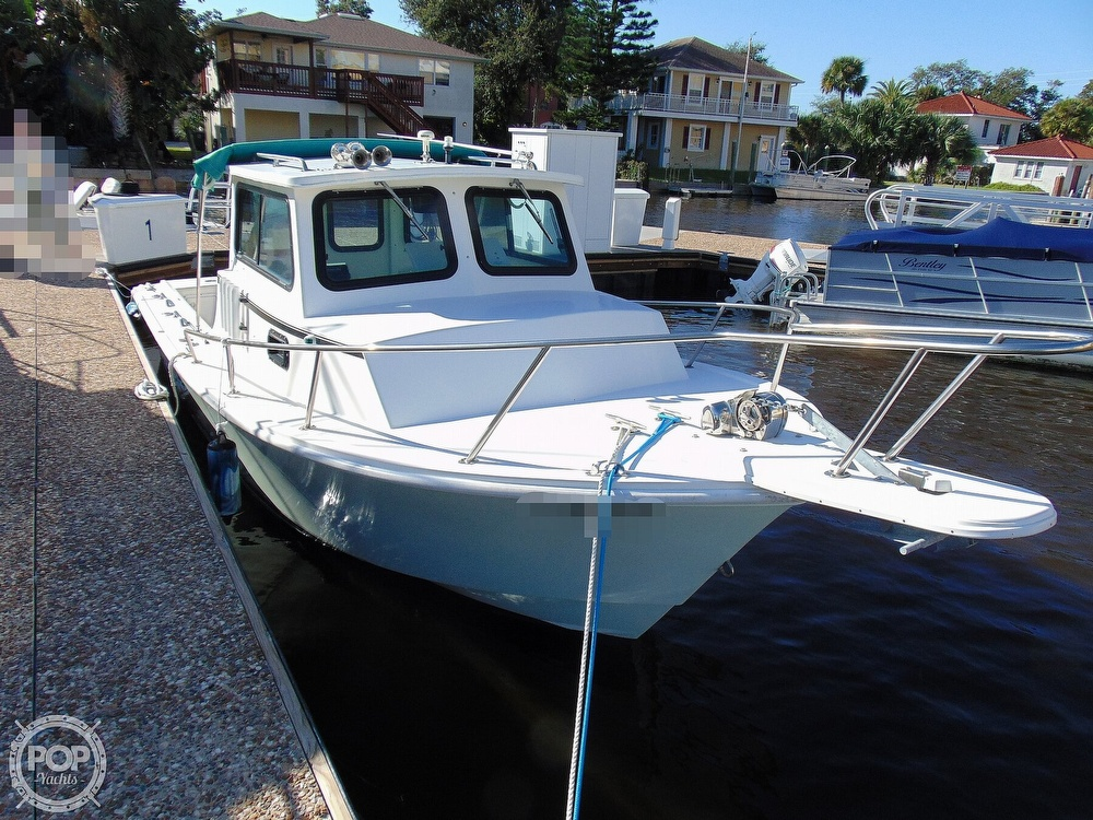 2001 Steiger Craft boat for sale, model of the boat is 23 Chesapeake & Image # 16 of 40