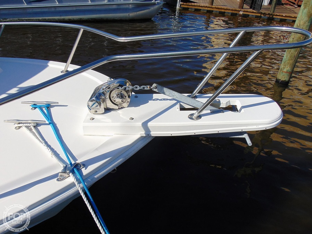 2001 Steiger Craft boat for sale, model of the boat is 23 Chesapeake & Image # 17 of 40