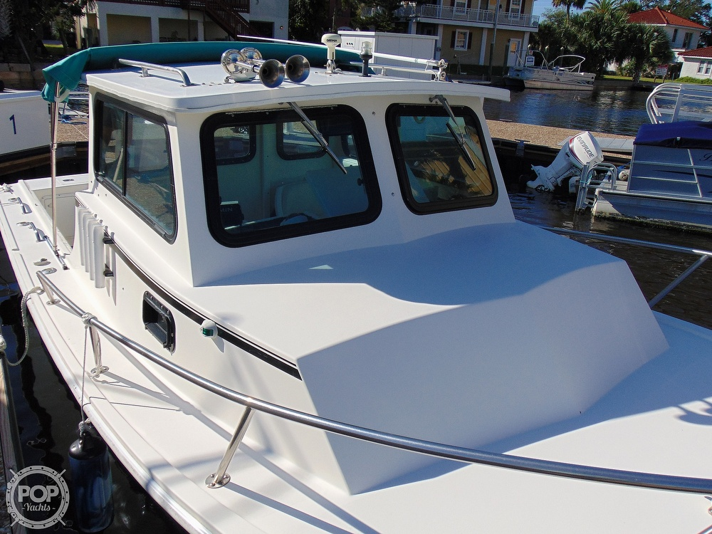 2001 Steiger Craft boat for sale, model of the boat is 23 Chesapeake & Image # 18 of 40