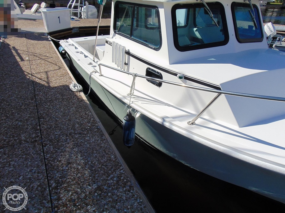 2001 Steiger Craft boat for sale, model of the boat is 23 Chesapeake & Image # 20 of 40