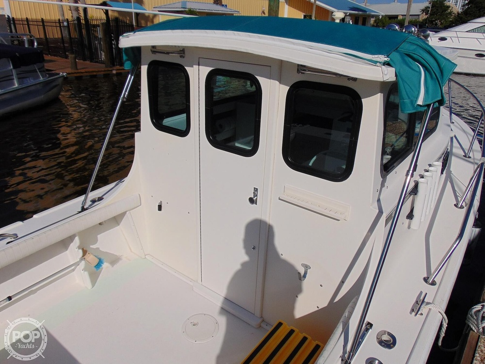 2001 Steiger Craft boat for sale, model of the boat is 23 Chesapeake & Image # 24 of 40