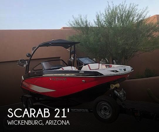 Used Power boats For Sale in Phoenix, Arizona by owner   2014 Scarab 21