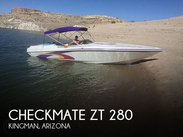Used Checkmate Boats For Sale by owner | 2000 Checkmate 28