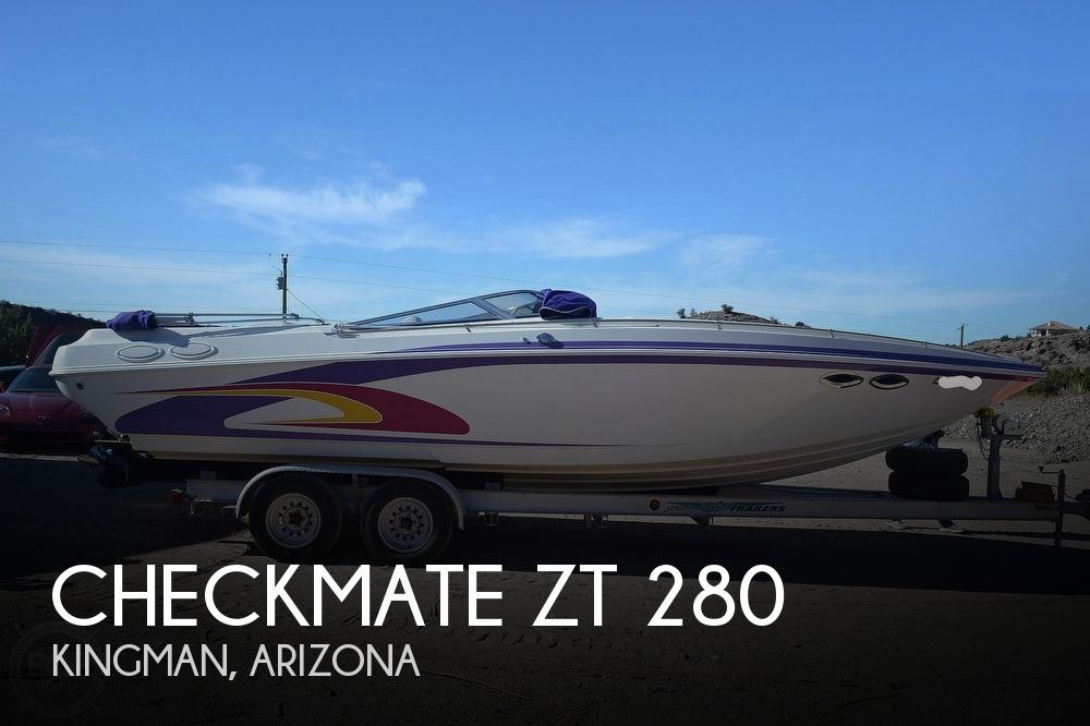 2000 CHECKMATE ZT 280 for sale