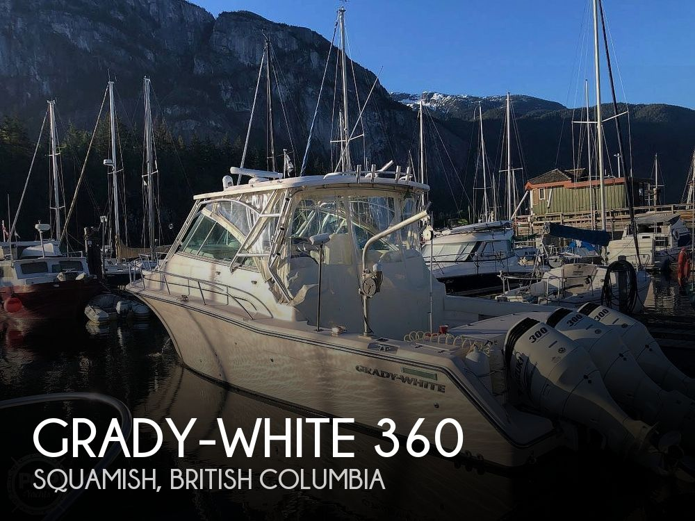 Used Boats For Sale in Canada by owner | 2005 Grady-White 360