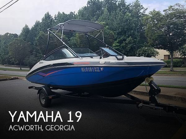 Used Yamaha Ski Boats For Sale in Georgia by owner | 2014 Yamaha 19