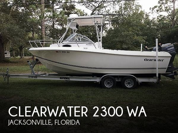 Used Clearwater Boats For Sale by owner | 2008 Clearwater 230