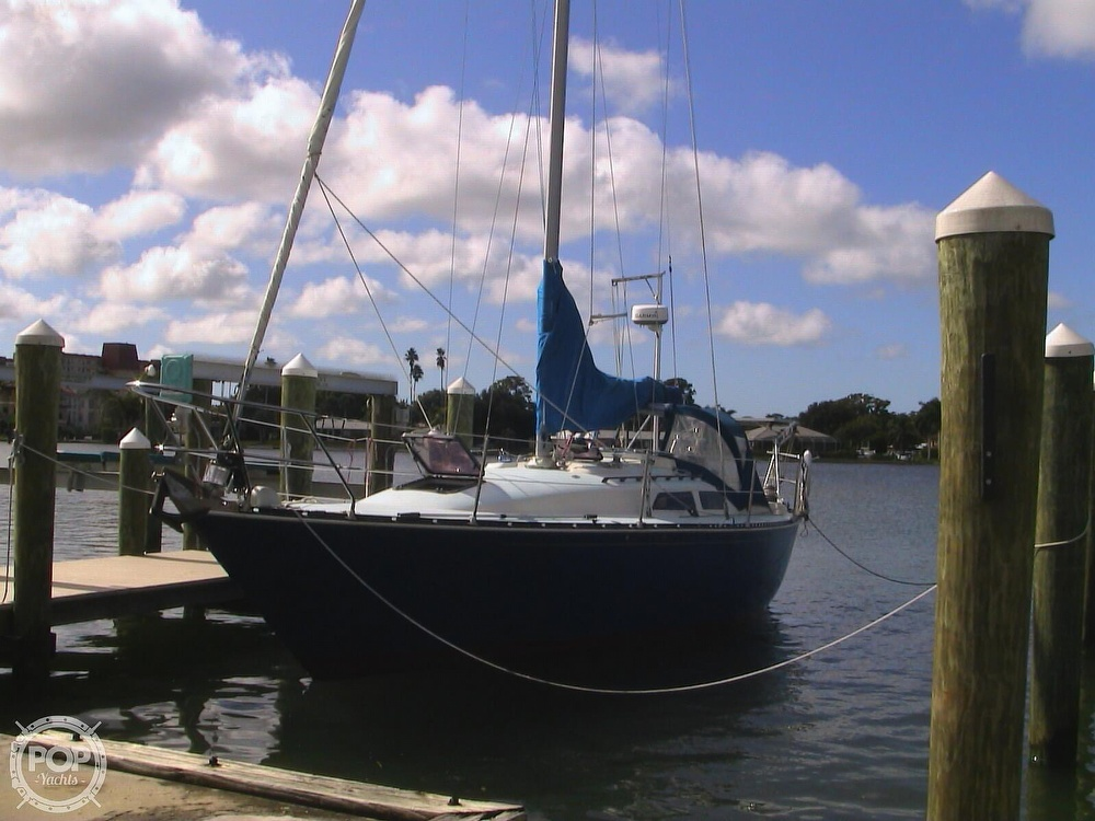 1982 C & C boat for sale, model of the boat is 34 & Image # 2 of 40