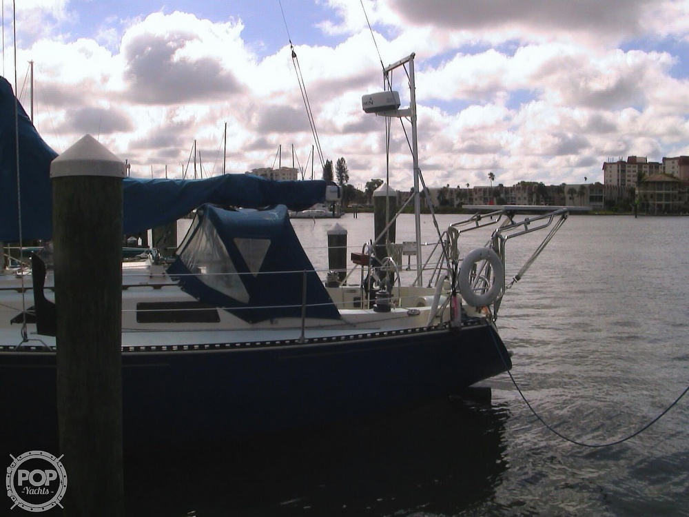 1982 C & C boat for sale, model of the boat is 34 & Image # 7 of 40