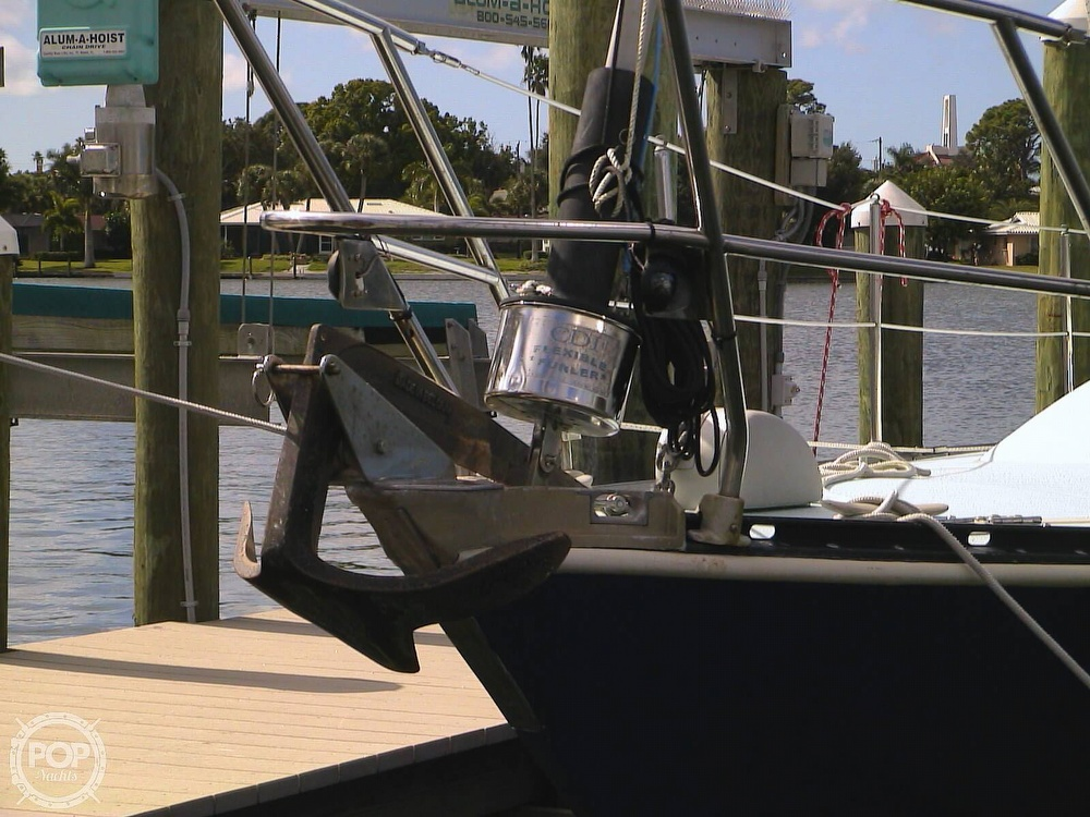 1982 C & C boat for sale, model of the boat is 34 & Image # 12 of 40