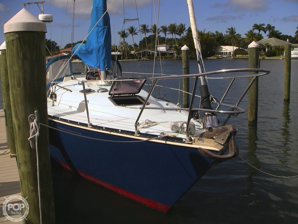 1982 C & C boat for sale, model of the boat is 34 & Image # 15 of 40