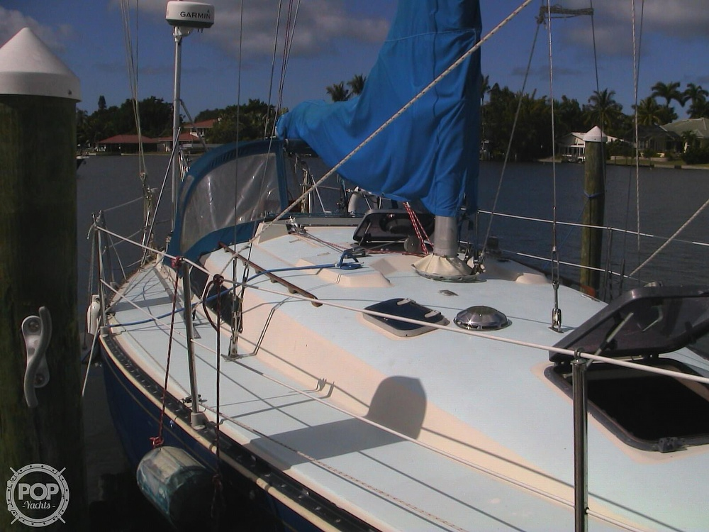 1982 C & C boat for sale, model of the boat is 34 & Image # 17 of 40