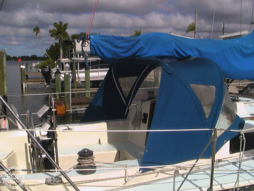 1982 C & C boat for sale, model of the boat is 34 & Image # 20 of 40