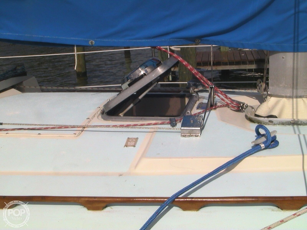1982 C & C boat for sale, model of the boat is 34 & Image # 29 of 40
