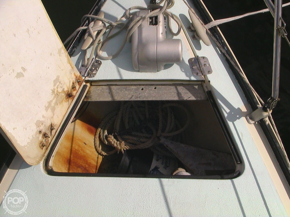 1982 C & C boat for sale, model of the boat is 34 & Image # 33 of 40