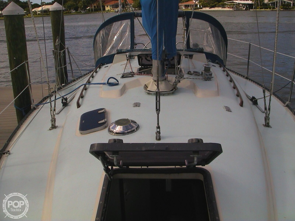 1982 C & C boat for sale, model of the boat is 34 & Image # 34 of 40