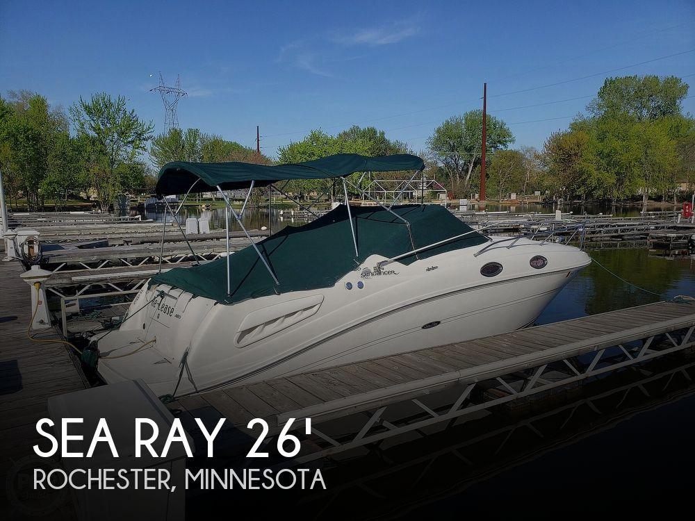 Used Sea Ray Sundancer 260DA Boats For Sale by owner | 2005 Sea Ray Sundancer 260DA