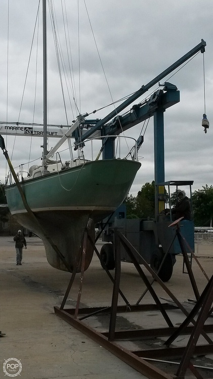 1960 Rhodes boat for sale, model of the boat is Bounty II & Image # 9 of 18