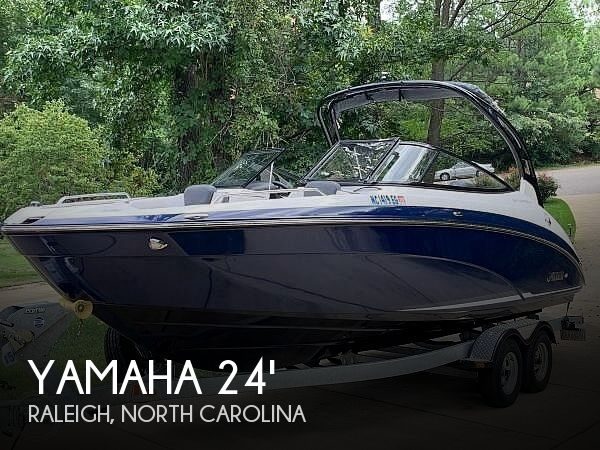Used Boats For Sale in Durham, North Carolina by owner | 2017 Yamaha 242 Limited S