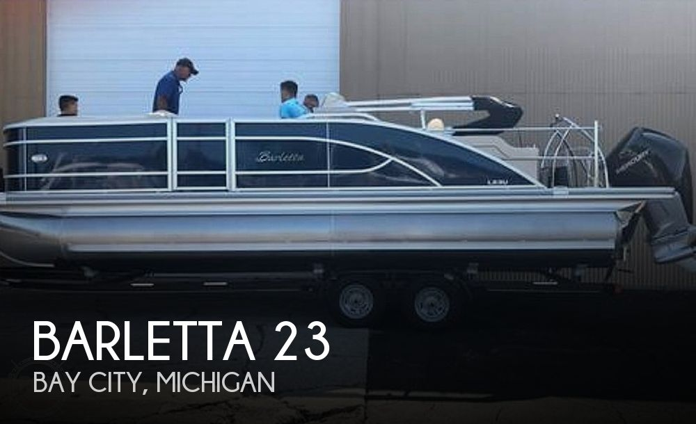 Used Boats For Sale in Lansing, Michigan by owner | 2018 Barletta 23