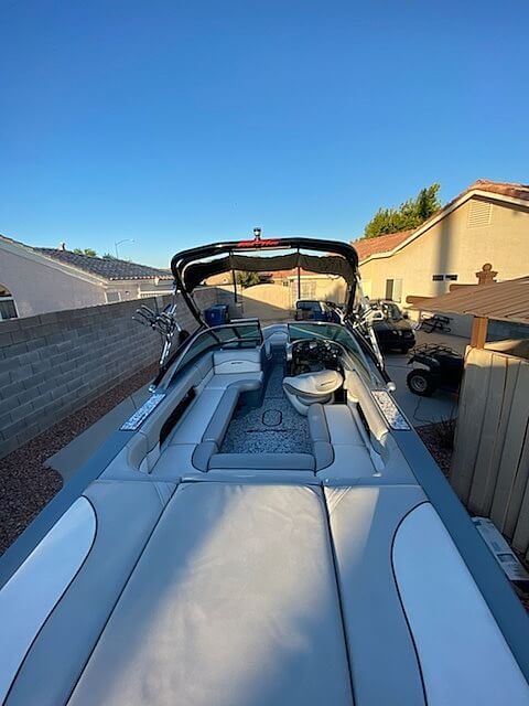2011 Epic boat for sale, model of the boat is 21V & Image # 2 of 40
