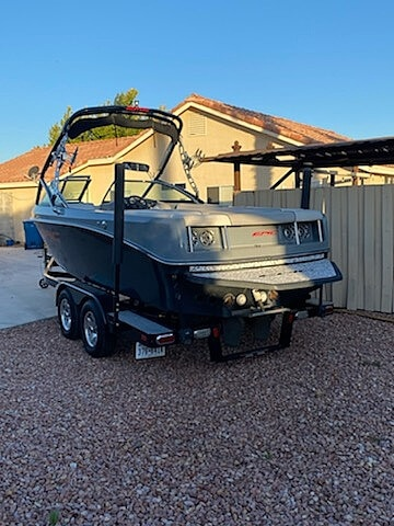 2011 Epic boat for sale, model of the boat is 21V & Image # 3 of 40