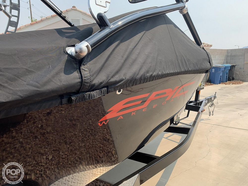2011 Epic boat for sale, model of the boat is 21V & Image # 23 of 40
