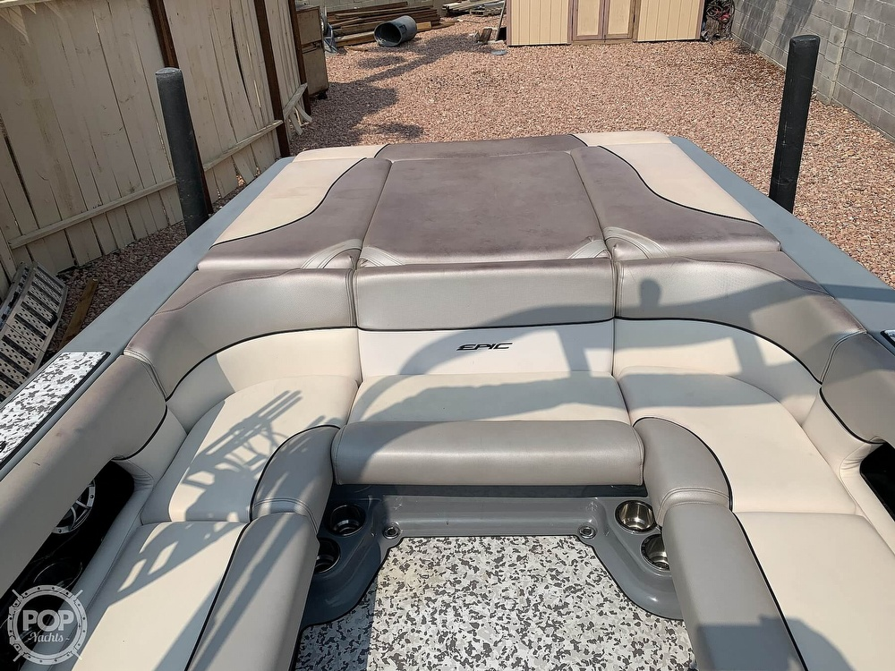 2011 Epic boat for sale, model of the boat is 21V & Image # 40 of 40