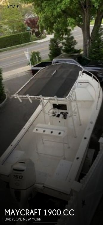 Used Maycraft Boats For Sale by owner | 2015 Maycraft 1900 CC