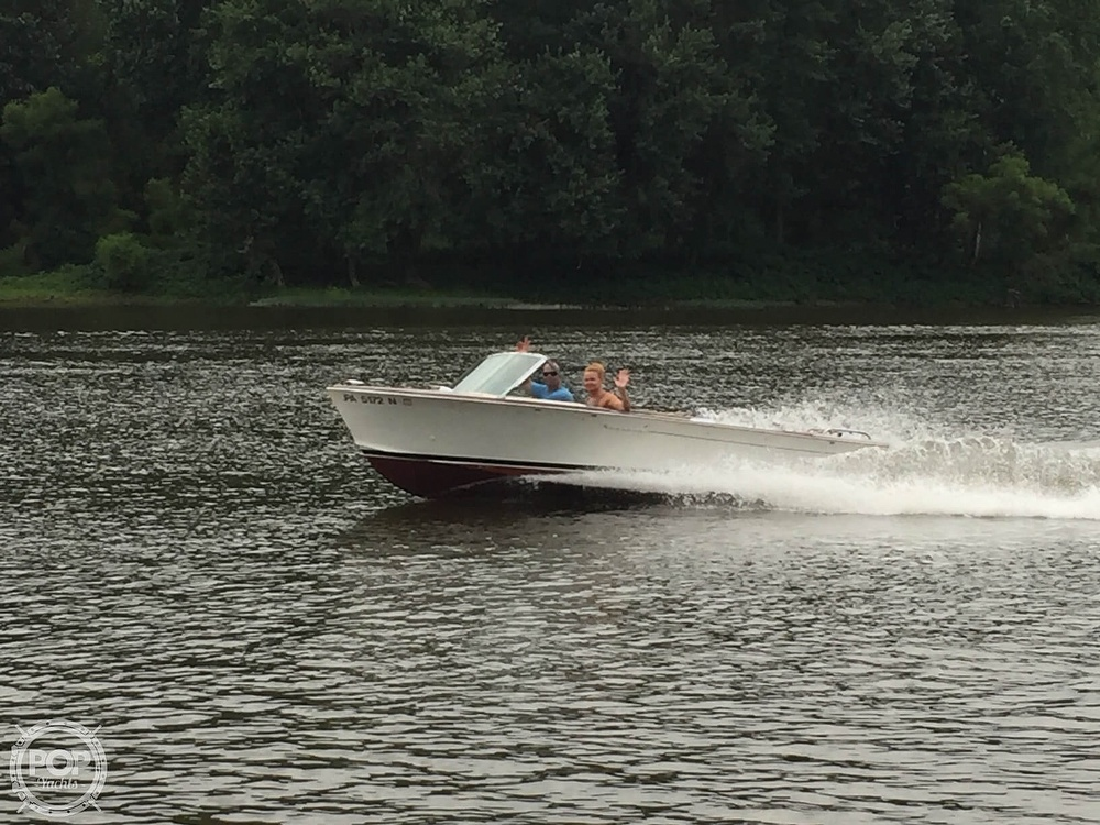 1966 Century boat for sale, model of the boat is Fiber Sport 17 & Image # 12 of 18