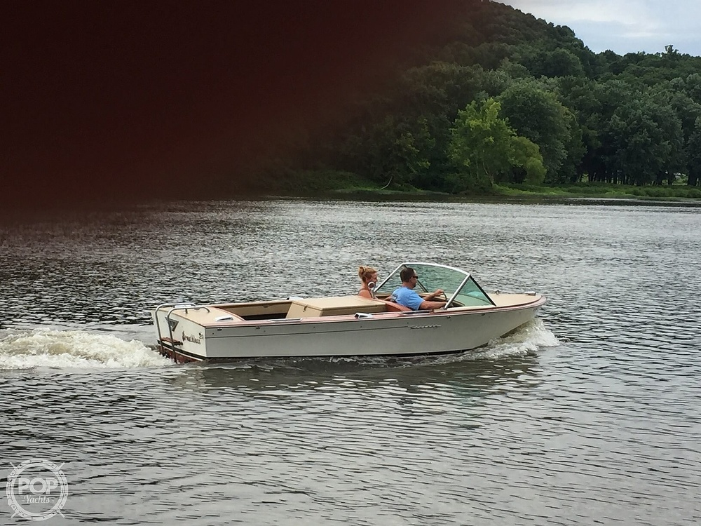 1966 Century boat for sale, model of the boat is Fiber Sport 17 & Image # 11 of 18