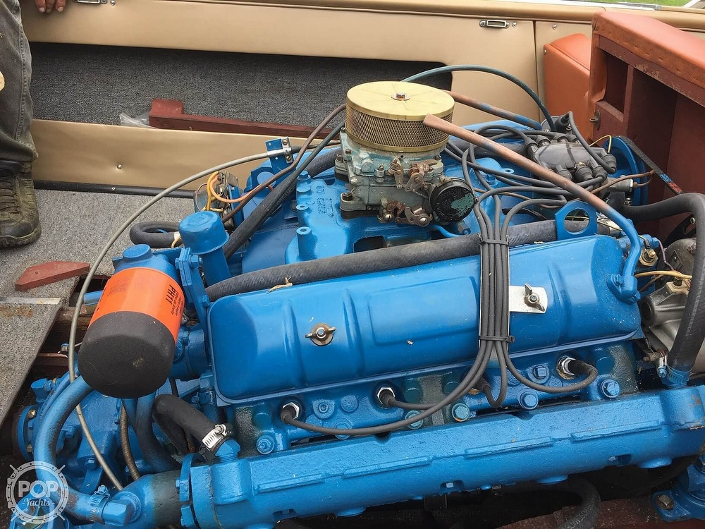 1966 Century boat for sale, model of the boat is Fiber Sport 17 & Image # 8 of 18