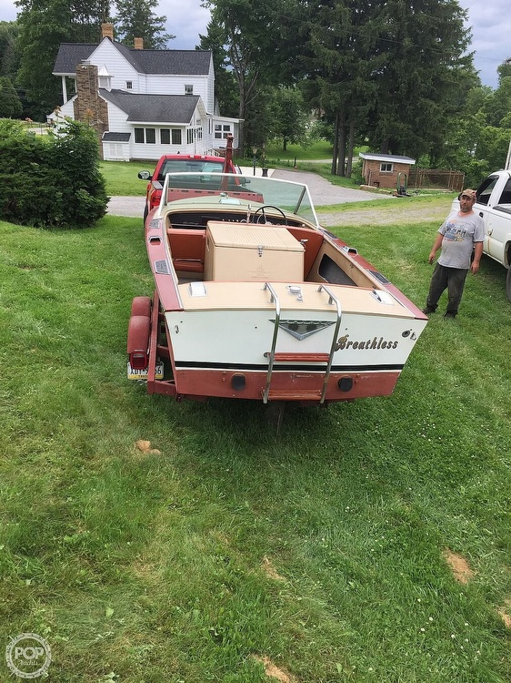 1966 Century boat for sale, model of the boat is Fiber Sport 17 & Image # 6 of 18