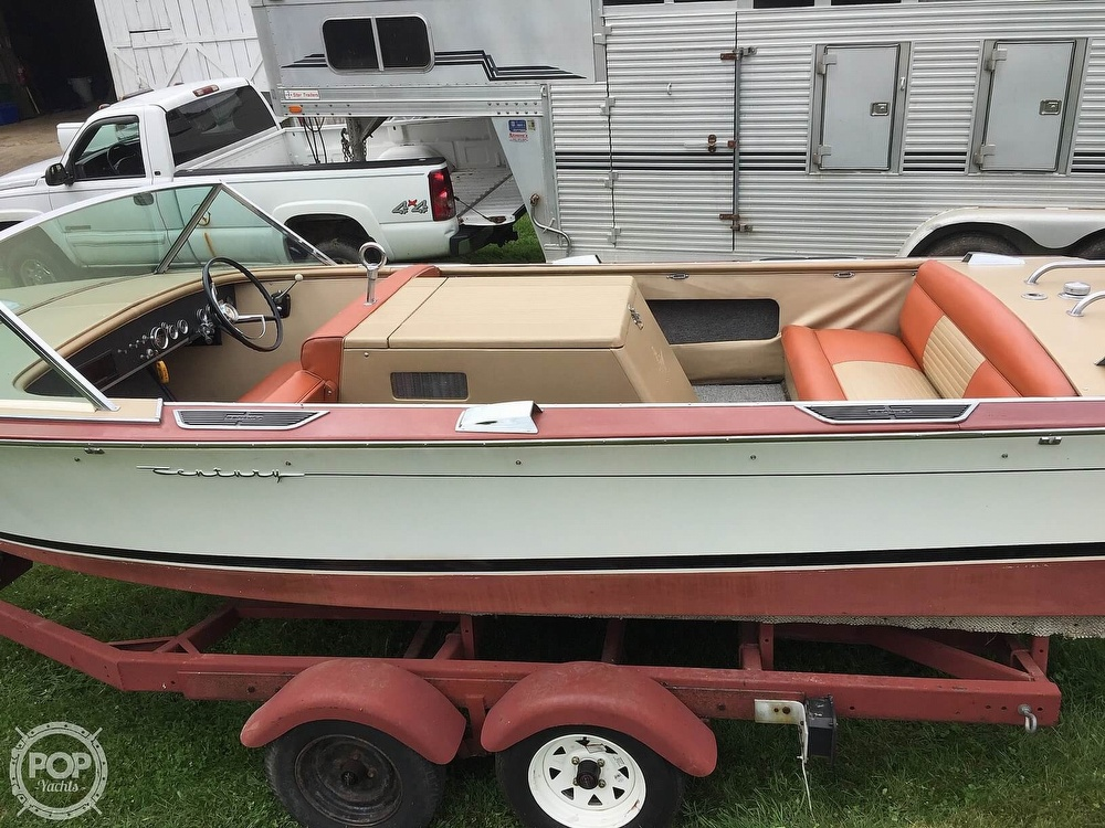 1966 Century boat for sale, model of the boat is Fiber Sport 17 & Image # 2 of 18
