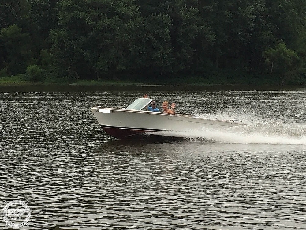 1966 Century boat for sale, model of the boat is Fiber Sport 17 & Image # 10 of 18