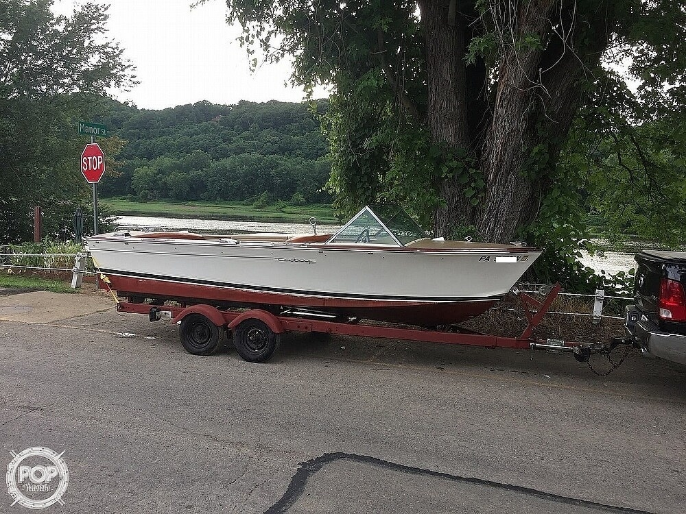 1966 Century boat for sale, model of the boat is Fiber Sport 17 & Image # 16 of 18