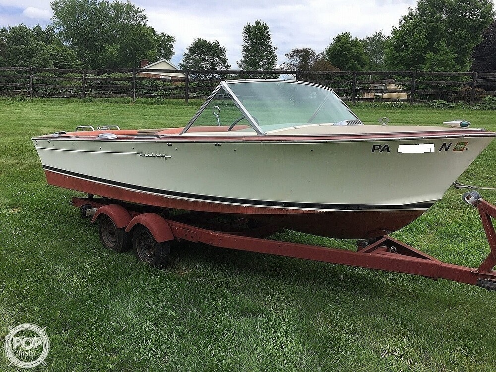 1966 Century boat for sale, model of the boat is Fiber Sport 17 & Image # 17 of 18