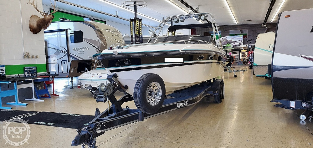 1990 Baja boat for sale, model of the boat is 265 DVX & Image # 20 of 40