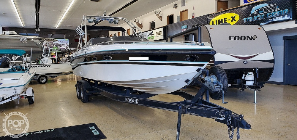 1990 Baja boat for sale, model of the boat is 265 DVX & Image # 22 of 40
