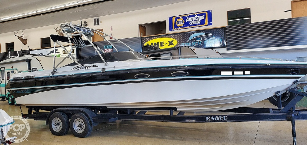 1990 Baja boat for sale, model of the boat is 265 DVX & Image # 23 of 40