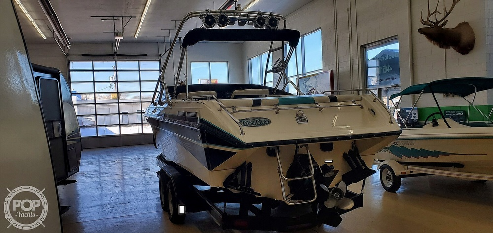 1990 Baja boat for sale, model of the boat is 265 DVX & Image # 27 of 40