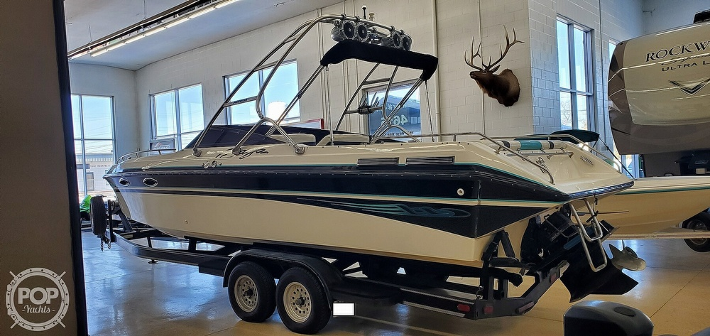 1990 Baja boat for sale, model of the boat is 265 DVX & Image # 28 of 40