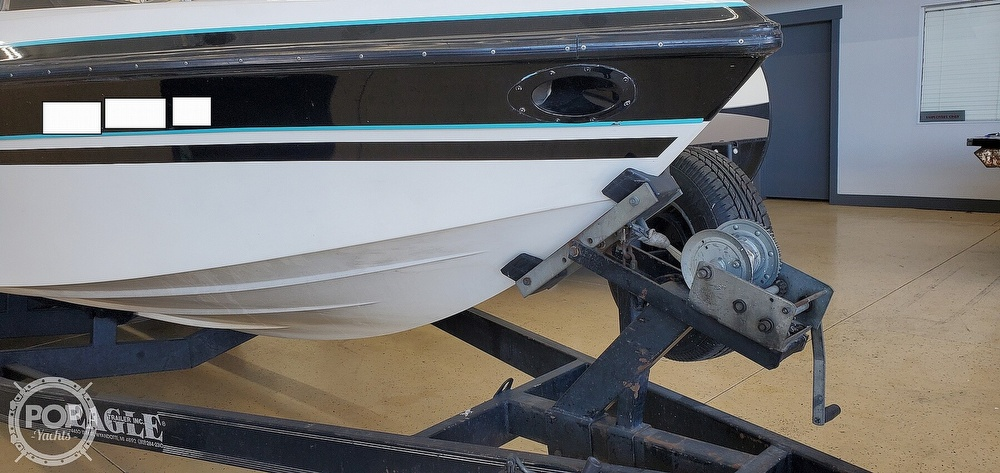 1990 Baja boat for sale, model of the boat is 265 DVX & Image # 34 of 40